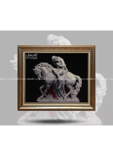 تندیس اسب سوار