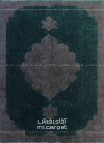 رنگ سبز وینتیج 2.90x2.08 تهران
