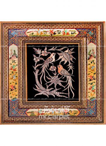 قاب مستطیل اصفهان