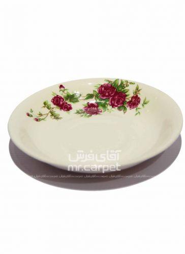نعلبکی گرد دایره اصفهان