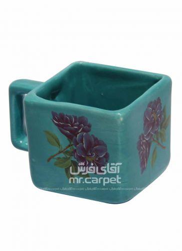 فنجان مربع مربع اصفهان