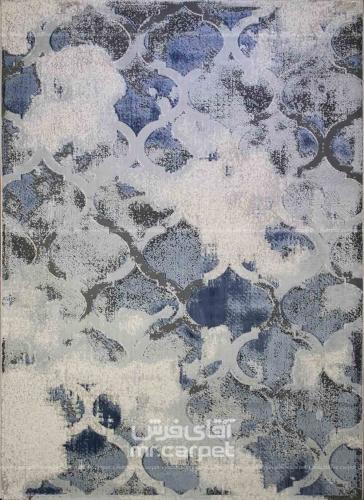طرح 1305 رنگ الوان 420 شانه پلی استر-اکرلیک آناهیتا
