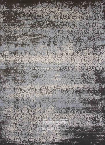 طرح 1317 رنگ الوان 420 شانه پلی استر فیلامنت آناهیتا
