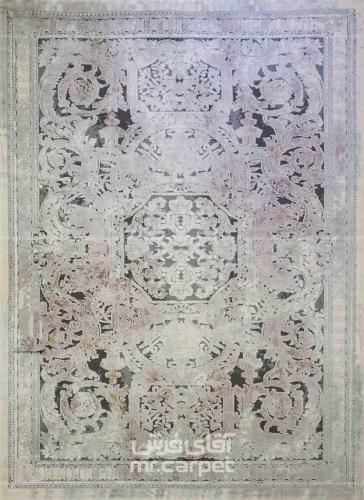 طرح 1428 رنگ الوان 420 شانه پلی استر-اکرلیک آناهیتا