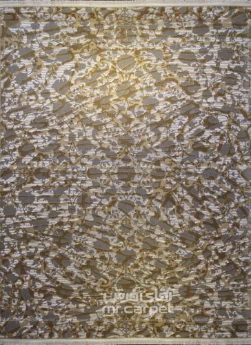 طرح RM039 نمونه 1 رنگ طوسی 700 شانه پلی استر-اکرلیک آناهیتا