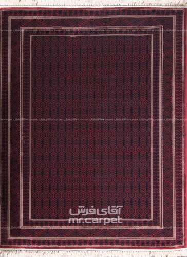 طرح bl005 نمونه 1 رنگ لاکی 700 شانه پلی استر فیلامنت فرهی