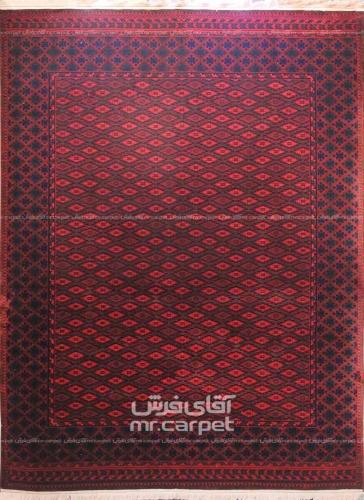 طرح MAH012 عرضی نمونه 2 رنگ لاکی 400 شانه پلی استر فیلامنت فرهی