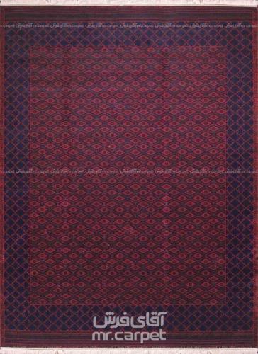 طرح MAH012 عرضی رنگ لاکی 400 شانه پلی استر فیلامنت فرهی