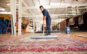 راهنمای شستشو فرش