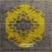 رنگ زرد وینتیج 1.82x2.80 تهران