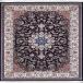 طرح اصفهان رنگ سرمه ای 700 شانه BCF هیوا