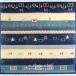 طرح ROG016 نمونه 1 عرضی رنگ اطلسی 320 شانه پلی استر فیلامنت فرهی
