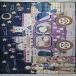 طرح ROG051 عرضی نمونه 1 رنگ سرمه ای 320 شانه پلی استر فیلامنت فرهی