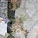 طرح چشمک رنگ نقره ای 1000 شانه اکرلیک