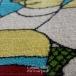 طرح 531 رنگ الوان 320 شانه پلی پروپیلن