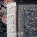 طرح عقیق رنگ مشکی 1000 شانه پلی استر فیلامنت