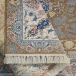 طرح گلبرگ نمونه 1 رنگ خاکی 1200 شانه پلی استر فیلامنت