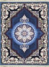 طرح الماس رنگ آبی کاربنی 1000 شانه اکرلیک
