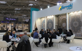 فرش فرهی در نمایشگاه بین المللی دموتکس آلمان 2020