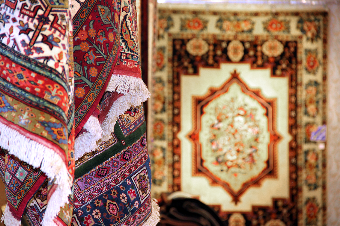 فرش دستبافت ایرانی