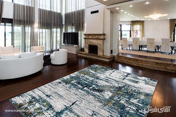 چیدمان فرش در منزل